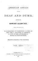 American Annals of the Deaf and Dumb PDF