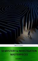 50 Mystery   Investigation Masterpieces  Active TOC   ABCD Classics  vol  2 PDF