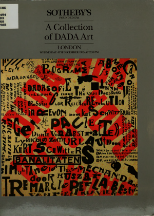 A Collection of Dada Art PDF