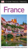 DK Eyewitness Travel Guide France PDF