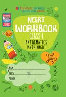 Oswaal NCERT Workbook Mathematics Math Magic Class 4  For 2021 Exam  PDF
