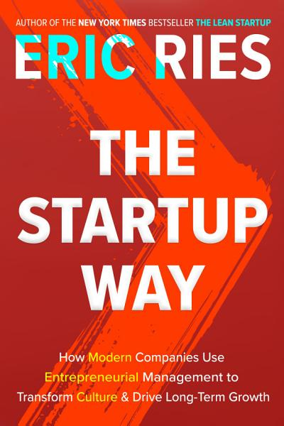 Download The Startup Way Book