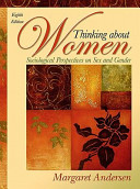 Thinking About Women   Mysearchlab PDF