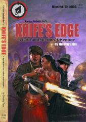 Knife's Edge: A Basil and Moebius Adventure #003