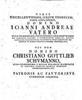 Disp. iur. undecima selectiora iuris principia ad ordinem Digestorum exposita libri VI. specimen I. continens
