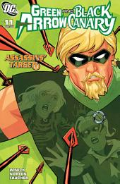 Green Arrow and Black Canary (2007-) #11