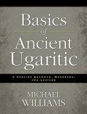 Basics of Ancient Ugaritic PDF
