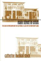 Main Street in Crisis PDF