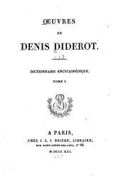 Dictionnaire encyclopédique: Volume13