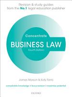 Business Law Concentrate PDF