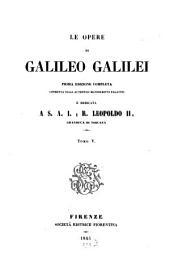 Le opere: Volume 5
