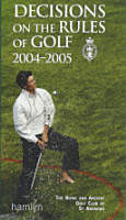 Decisions on the Rules of Golf 2004 2005 PDF