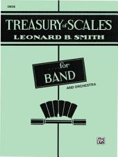 Treasury of Scales for Band and Orchestra: Oboe Part