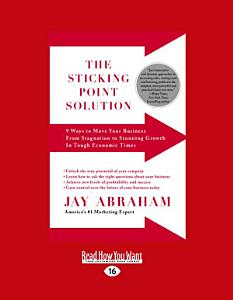 The Sticking Point Solution Book