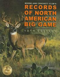 Records Of North American Big Game Book PDF