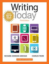 Writing Today: Edition 3