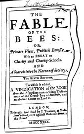 The Fable of the Bees: Volume 1