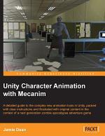 Unity Character Animation with Mecanim