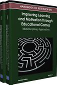 Handbook Of Research On Improving Learning And Motivation Through Educational Games Multidisciplinary Approaches