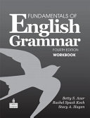 Fundamentals of English Grammar Workbook PDF