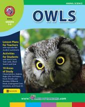 Owls Gr. 2-6