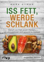 Iss Fett  werde schlank PDF