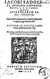 Epistolarum libri sexdecim ...