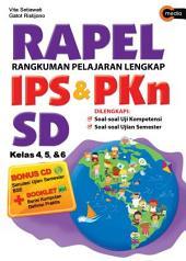 RAPEL: Rangkuman Pelajaran Lengkap IPS & PKn SD Kelas 4, 5, 6
