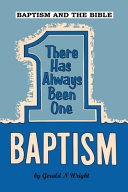 BAPTISM AND THE BIBLE