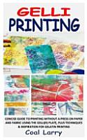 Gelli Printing PDF