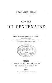 Contes du centenaire