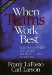 When Teams Work Best Book PDF