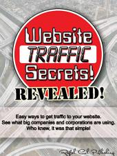 Website Traffic Secrets! Revealed: Easy Way to get Traffic to your Website