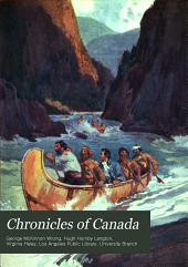 Chronicles of Canada: Volume 22
