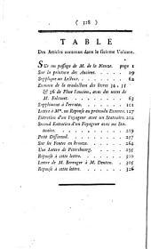 Œuvres d'Étienne Falconet, statuaire: contenant plusieurs écrits relatifs aux beaux arts, dont quelques-uns ont déja paru, mais fautifs: d'autres sont nouveaux ...
