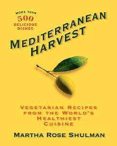 Mediterranean Harvest Book