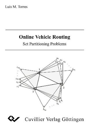 Online Vehicle Routing Set Partitioning Problems PDF