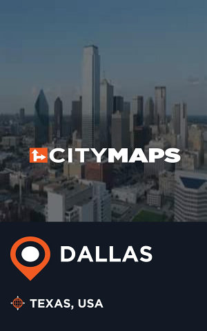 City Maps Dallas Texas  USA
