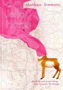 A Jello Horse Book