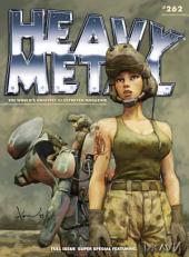 Heavy Metal Magazine #262