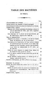 Bulletin de la Société des Antiquaires de Normandie: Volume 2