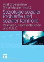 Soziologie sozialer Probleme und sozialer Kontrolle PDF