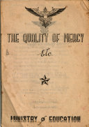 Download The Quality of Mercy  Etc Book