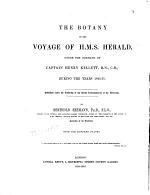 The Botany of the Voyage of H.M.S. Herald