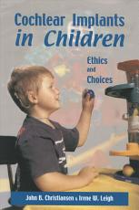 Cochlear Implants in Children PDF