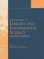Encyclopedia of Library and Information Science  Second Edition   PDF