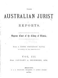 The Australian jurist reports PDF
