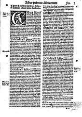 Petri Tatareti in sex libros Ethicorum questio[n]es adiecto textu Aristotelis