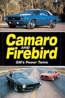 Camaro   Firebird   GM s Power Twins PDF