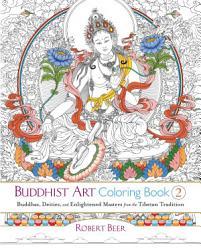 Buddhist Art Coloring Book 2 PDF